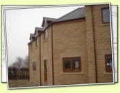 Photo of new build, Sheffield. Built in 2008.
